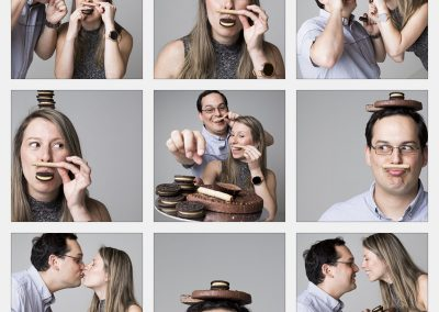 fun couple photography