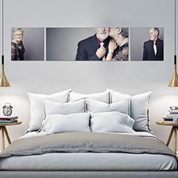 Collection of wall art