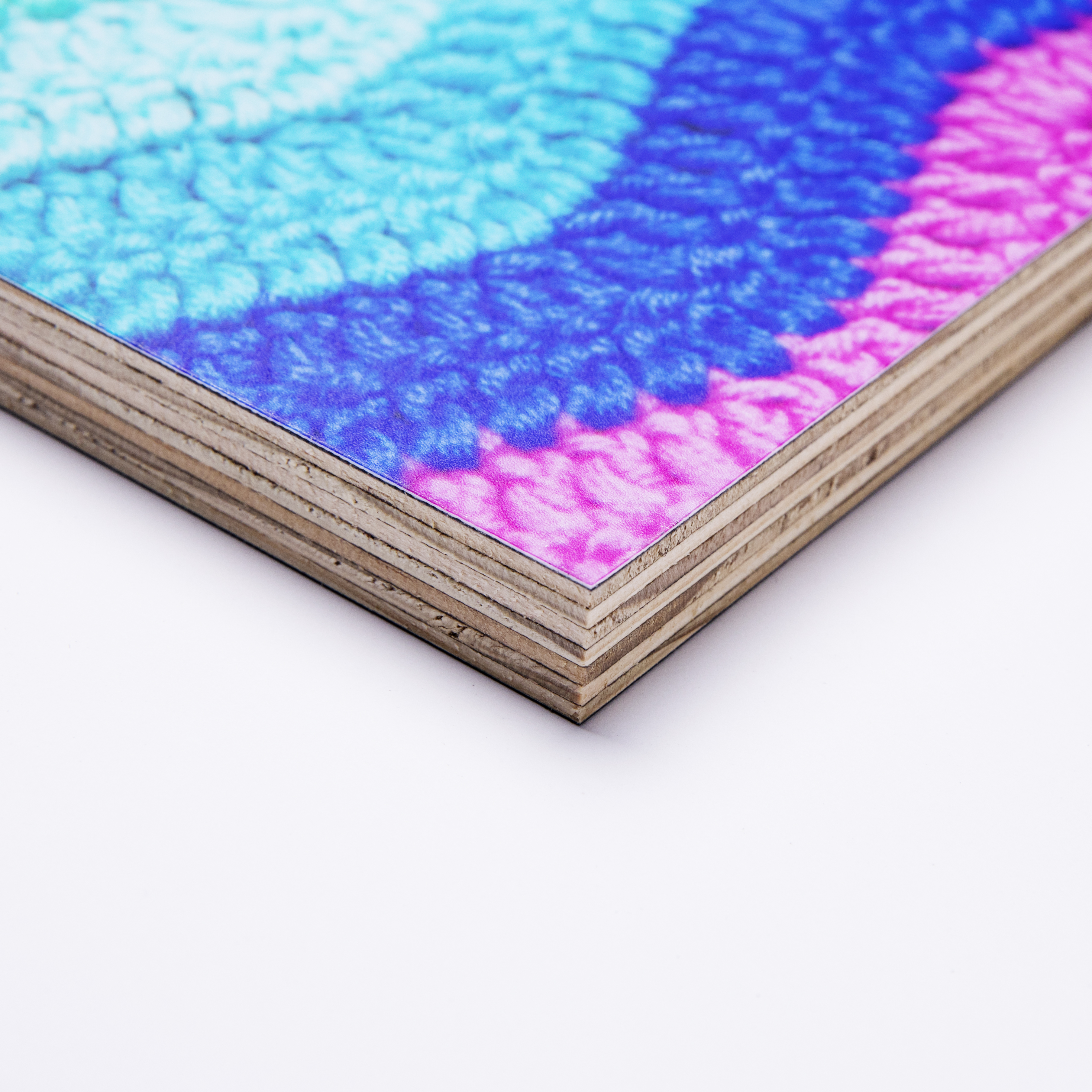 Drift; Woodmount, contemporary, matt texture, frameless