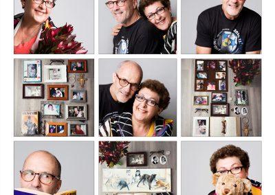 creative older couple photography