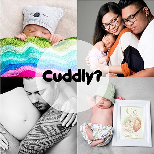 A simple cuddle?