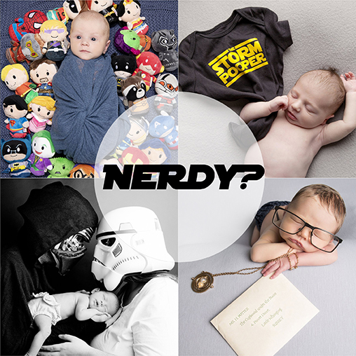 All things, geeky, sci-fi, comic-con & fantasy?